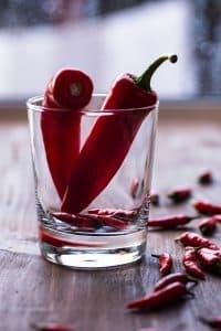 conservare i peperoncini sott'aceto