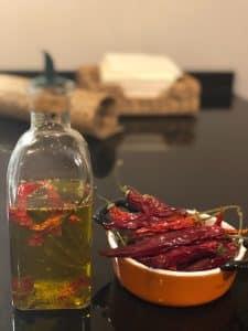 Come preparare l'olio al peperoncino