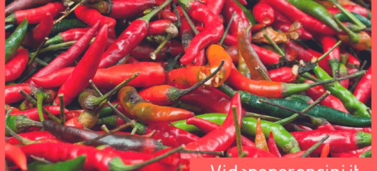 peperoncino thailandese
